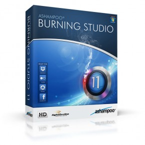 Ключ Ashampoo Burning Studio 2012 бесплатно