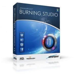 Ключ Ashampoo Burning Studio 2012 бесплатно