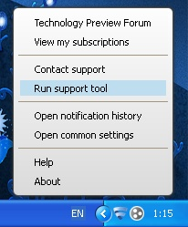 f-secure support tool
