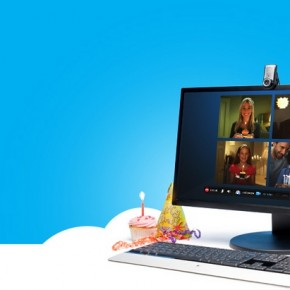 Белый экран в Skype и невозможно в него войти