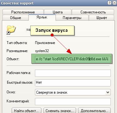 Как раскрыть на флешке скрытые файлы